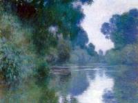Claude Monet: Bras de Seine près de Giverny (1897)