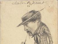 Claude_Monet_-_Caricature_of_Henri_Cassinelli_-_Rufus_Croutinelli