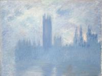 Claude Monet: Das Parlement, London (1900-1901)