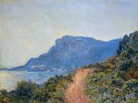 Claude_Monet_-_La_Corniche_near_Monaco_(1884)