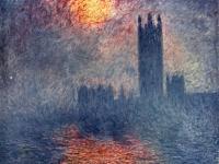 Claude Monet: Das Parlament von London (1904)