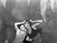 Coco Chanel und Jean Cocteau (1924)
