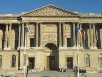 Colonnade du Louvre centre