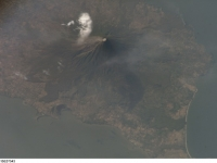 Conceptión Vulkan, Plume, Nicaragua