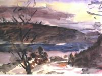 Corinth Lovis - Walchensee