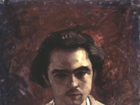 Gustave Courbet: Bildnis des Paul Verlaine