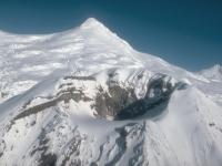Crater Peak of Mount Spurr volcano