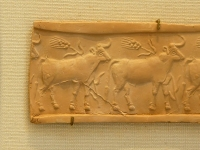 Cylinder seal cattle Louvre MNB1906