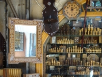 Damascene antique shop