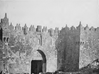 Damascus gate 1910