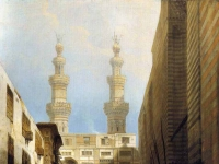 David_Roberts-A_View_in_Cairo_(1840)