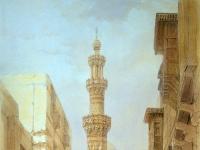 David Roberts Mosque Boulak