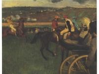 Degas_-_Beim_Rennen