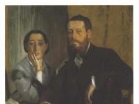 Degas_-_Das_Ehepaar_Morbilli