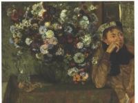 Degas_-_Frau_mit_den_Chrysanthemen