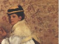 Degas_-_Hortense_Valpincon