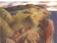 Degas_-_Landschaft_mit_Steilkueste