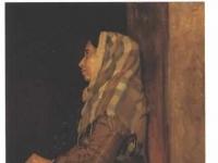 Degas_-_Roemische_Bettlerin