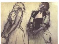 Degas_-_Zwei_Studien_einer_Saengerin