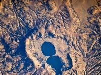 Dendi Caldera  (Vulkan), Hochland von Abessinien, Äthiopien
