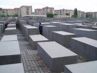 Denkmal fuer die ermordeten Juden Europas in Berlin 6