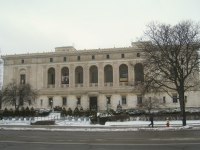 Detroit Main Library