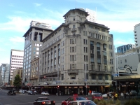Dilworth Building Queen Street Auckland