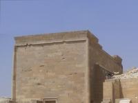 """Djoser-Pyramide: """"Gottesschatten"""""""