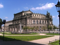 Dresden, Semperoper (August 2005)