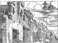 Albrecht Dürer: Ruhe auf der Flucht nach aegypten