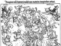Albrecht Dürer: Sternenkarte