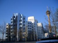 Düsseldorf_Medienhafen_Neuer_Zollhof