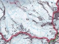 Dufourspitze_-_mapa