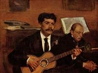 Edgar_Degas_-_Lorenzo_Pagans_et_Auguste_de_Gas