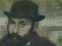 Edgar_degas_bust_man_in_soft_hat