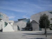 Haupteingang der École normale supérieure Lettres et sciences humaines in Lyon, Frankreich