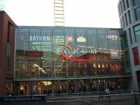 Eingang Forum Duisburg