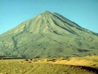 El Misti, Vulkan in Peru
