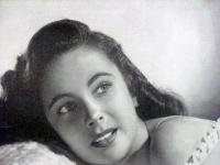 Elizabeth Taylor Argentinean Magazine AD