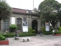 EntranceMexicoCityLibrary