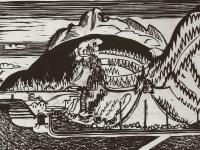 Ernst_Ludwig_Kirchner_-_Clavadeler_Berg_von_Frauenkirch_aus_-_1933