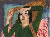Ernst_Ludwig_Kirchner_-_Woman_in_a_Green_Blouse