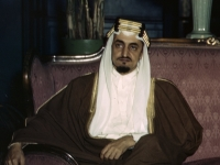 Faisal of Saudi Arabia - 1941