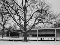 Farnsworth House in Plano, Illinois (2)