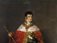 Ferdinand_VII_of_Spain_in_his_robes_of_state_by_Goya