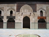 Fes_Medersa_Bou_Inania_Mosaique