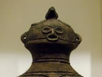 Figurine Dogu, Jomon. Musée Guimet, Paris