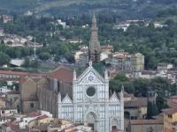 FirenzeSantaCroceDaCampanileGiotto