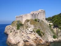 Fort Lovrijenac,Dubrovnik,Croatia