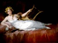 Francisco Goya: Portrait von Joaquina Téllez-Girón, Marquise von Santa Cruz (1805)